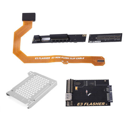 E3 Nor Flasher Paperback Edition Downgrade Tool Kit for Flash Console #SZ fast
