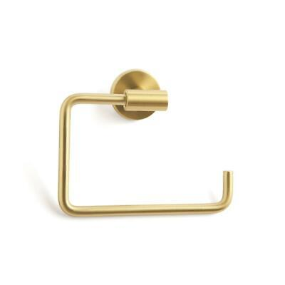 - Amerock Arrondi Towel Ring in Brushed Bronze/Golden Champagne BH26541BBZ