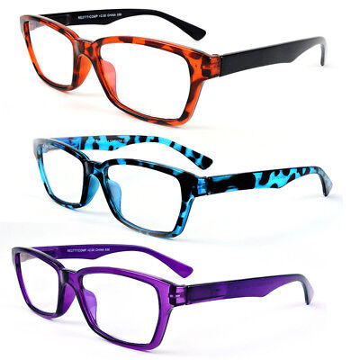 Computer Glasses Blue Light Blocking Glasses - Reading Glasses 150 - - 150 Glass