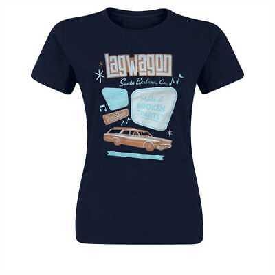 Lagwagon - 50s, Girl-Shirt