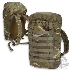 MTP MULTICAM BRITISH ARMY 20 LITRE PATROL PACK DAYSACK MILITARY