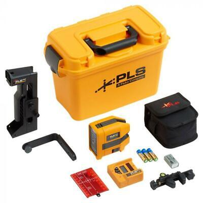 Pacific Laser Systems 3gkit Three-point Self-leveling Ip54 Green Laser Kit