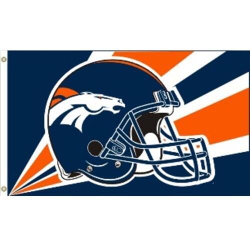 NFL Denver team colors logo Broncos Fan Shop Sport Patio Law