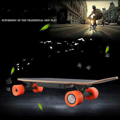 Wireless Control Complete Longboard Electric Skateboard Rechargeable Skate Board