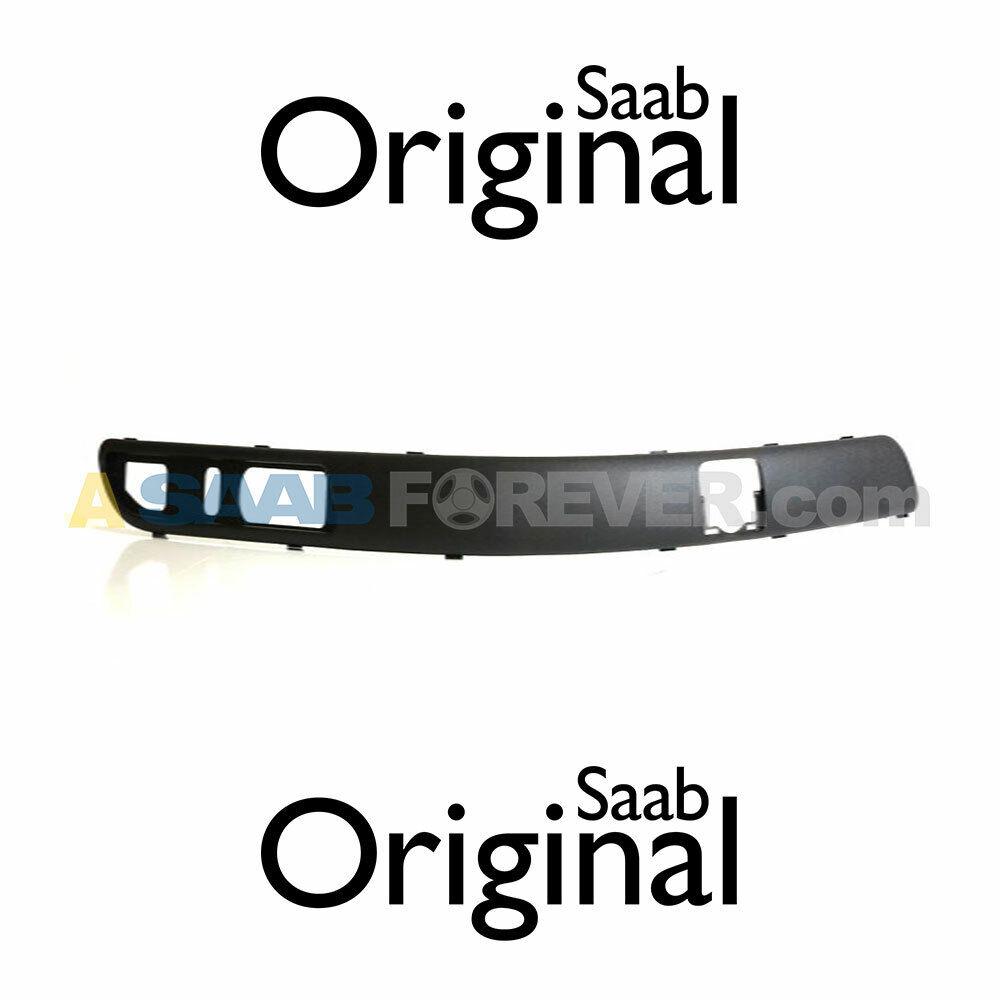 RH Side NEW Saab 9-3 Front Bumper Decor Strip USA OEM 12788002 2003-2007