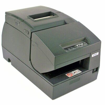 Epson M147g Tm-h6000iii Pos Thermal Receipt Printer No Ac Adapter