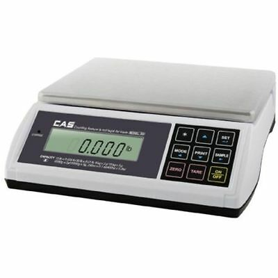 Cas Ed-60 Digital Bench Counter Scale 030 X 0.01 Lbs3060 X 0.02 Lbs