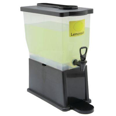 Service Ideas 3 Gal Polypropylene Cold Beverage Dispenser