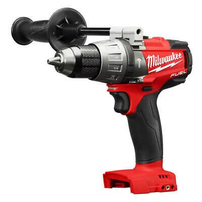Milwaukee FUEL M18 2704-80 18-Volt 1/2-Inch Hammer Drill/Driver - Bare, Recon