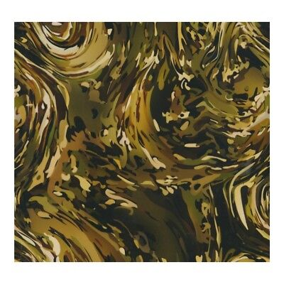 Hydrographic Water Transfer Hydro Dipping Film Army Camo Slick 1m