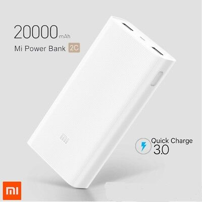 Xiaomi Powerbank 2C 20.000 mAh