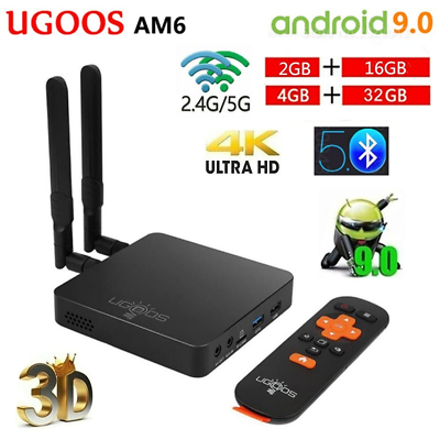 ugoos am6 2 16g 4 32g android