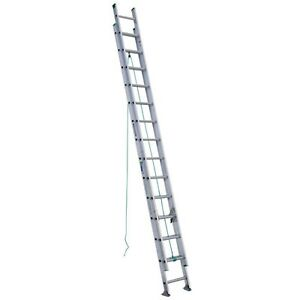 Werner Aluminum 28 Ft. Extension Ladder