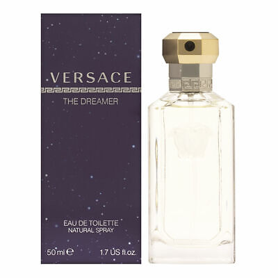 Versace Dreamer for Men 1.7 oz Eau de Toilette Spray Original Brand New
