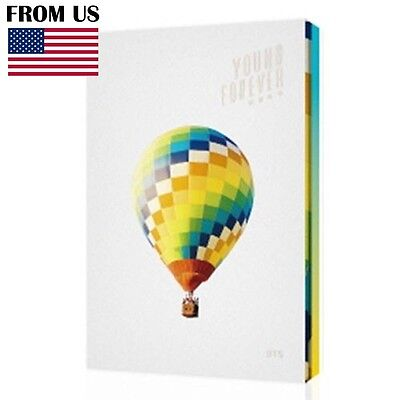 Bts  Young Forever  Special Album Day Ver   2Cd  Photobook  Photocard  Poster