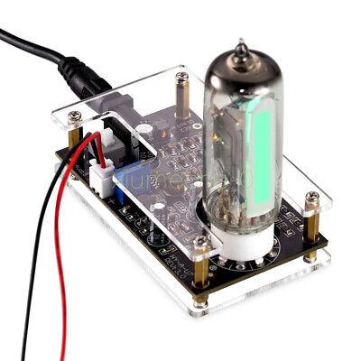 Hifi Magic Eye Em87 6e2 Preamp Tube Audio Level Indicator Vu Meter Driver Board
