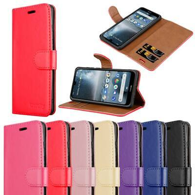 For Nokia 4.2 Phone Cover Luxury Leather Magnetic Flip Stand Card Wallet Case