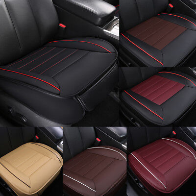 3D Deluxe Car Seat Cover PU Leather Full Surround Pad Mat for Auto Chair (Bmw 330i 01 2001 Car)