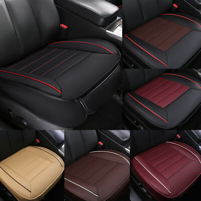 3D Deluxe Car Seat Cover PU Leather Full Surround Pad Mat for Auto Chair - Explorer Padded Seat