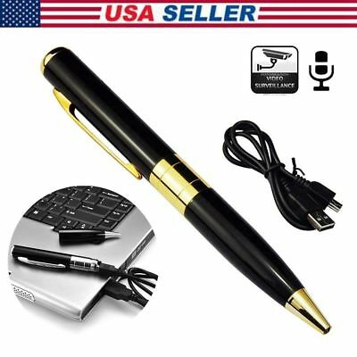 Best Spy Camera Pen USB Hidden DVR Camcorder Video Audio Recorder Full HD