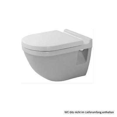 Duravit Starck 3 Wand-Tiefspül-WC 360 x 540 mm, weiss, 2200090000