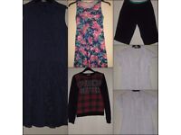 Bundle of 6 items of Girls 13-14 Year Old Clothes