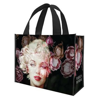 Rose Collage (MARILYN MONROE - ROSE COLLAGE - REUSABLE SHOPPING TOTE/GIFT BAG -)