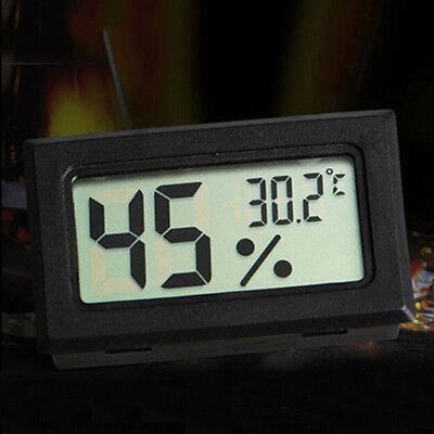 Digital Indoor LCD Temperatur Hygrometer Mini Meter Thermometer new