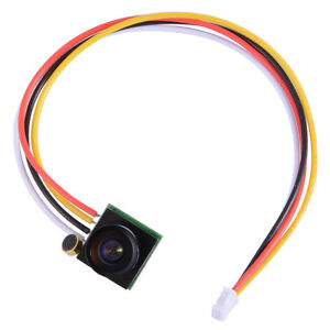 Mini 600TVL Micro 1.8mm Wide Angle HD Lens FPV Camera for Racing Drone RC404