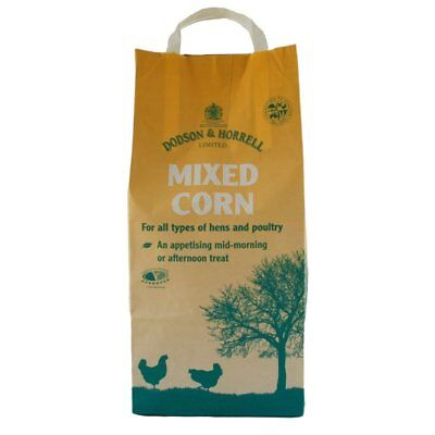 Dodson & Horrell Poultry Mixed Corn 5Kg - Poultry / Chicken Food
