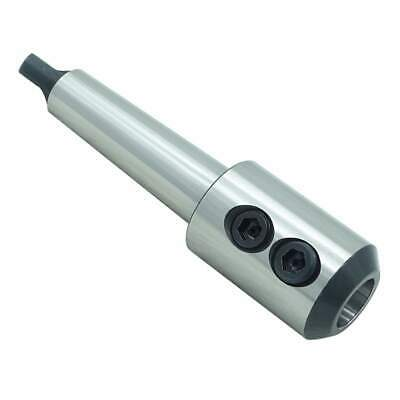 Mt4 Morse Taper End Mill Holder With Tang End 1 Hole Diameter