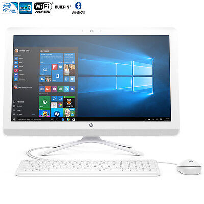 Hewlett Packard 24g016 Intel Pentium J3710 1TB 7200RPM 8GB RAM 23.8