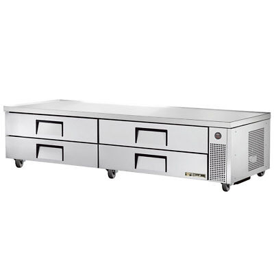True Trcb-96 Commercial Refrigerated Chef Base