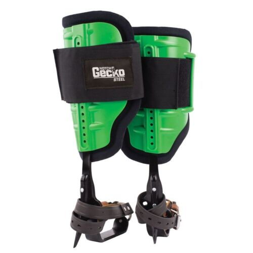 Gecko Steel Tree Care Climbers Gaff Spikes by Notch Equipment