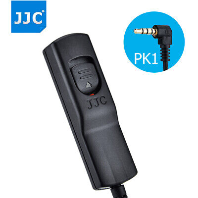 JJC Camera Wired Remote Shutter Control fr Pentax KP K-70 as Pentax CS-310 Pentax Remote Control