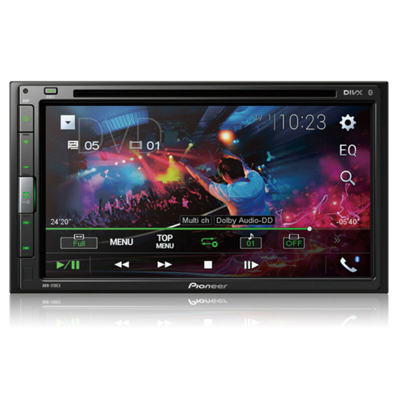 Refurbished Pioneer AVH-310EX 6.8 inch Bluetooth DVD Receiver
