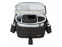 LowePro ProTactic SH 180 AW shoulder bag for SLR cameras.