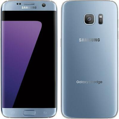 Samsung Galaxy S7 Edge - G935 - Blue - Factory Unlocked; AT&T / T-Mobile