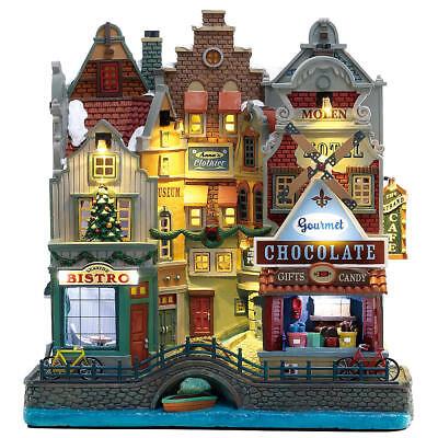 Lemax Christmas Village Building Seaside Christmas Xmas Gift # 75196