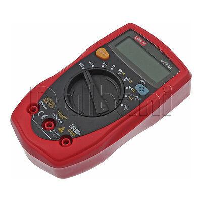 Ut33a Original New Uni-t Digital Multimeter Acdc