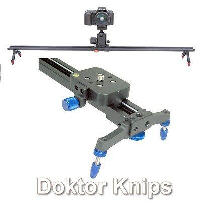 Video Slider SLDK120 für DSLR Videoschiene 120 cm  mit Tasche online kaufen