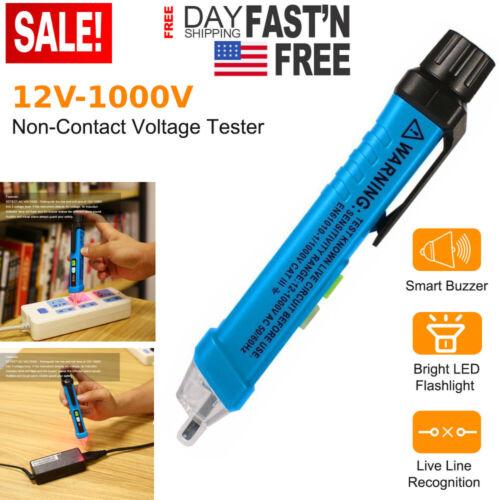 12-1000V Sensitivity Electrical Tester Pen Non-Contact AC Vo