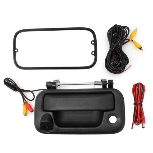 Color: Black Ecoconut Ford Rear View Camera Backup Camera Tailgate Handle Car Rear View Camera Car Camera for Ford F150//F250//F350//F450//F550