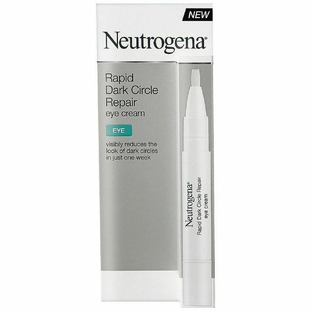 Neutrogena Rapid Dark Circle Repair Eye Cream, Nourishing &