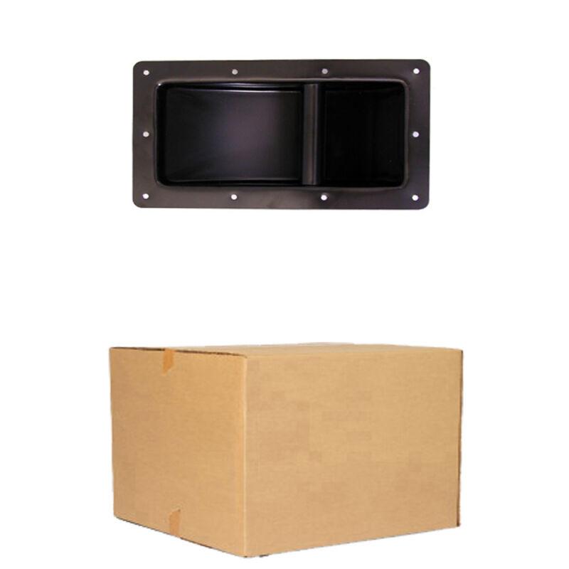 Goldwood Sound SH-3075 Heavy Duty Large Steel Pocket Handles Case of 24 Cabinet