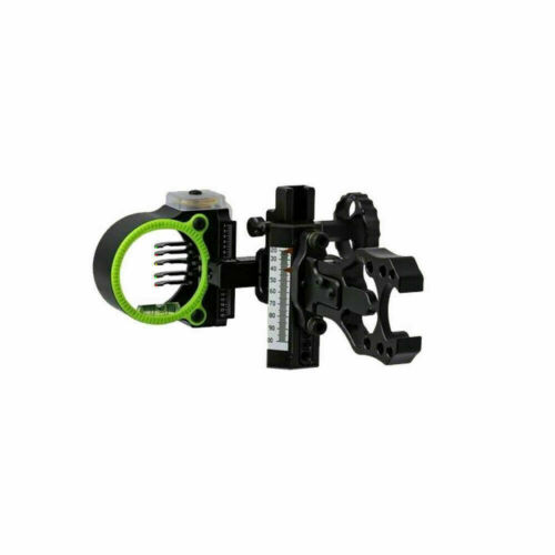 Black Gold Bowsights Ascent Mountain Lite 5 Pin Movable .019 Right Hand