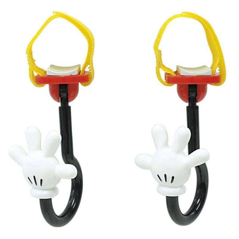 DISNEY Mickey Mouse Baby Stroller handbag hook bag hanger holder