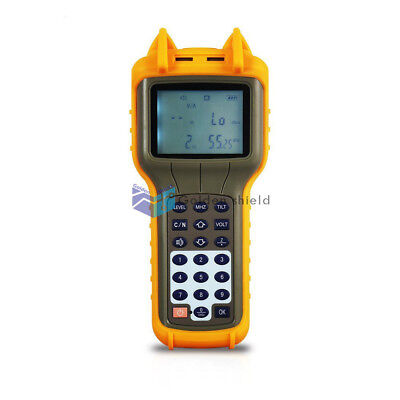 Ry-s110 Catv Cable Tv Handle Digital Signal Level Meter Db Tester 46 870mhz