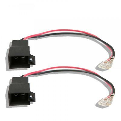 Vauxhall Omega Speaker Adaptor Adapter Plug Leads Cable Connector Connection