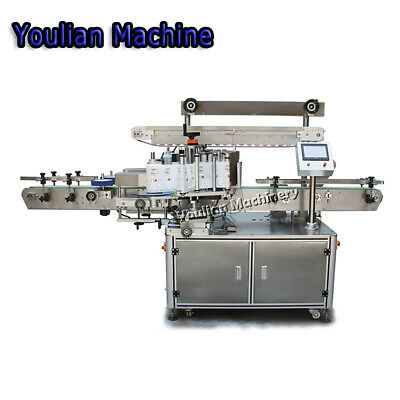 Mt-500 Automatic Double-sided Squareround Bottle Labeling Machine 2 In1